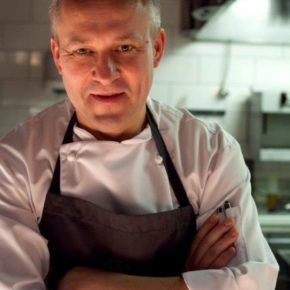 Szef kuchni, prezydent Akademii Bocuse d'Or Poland