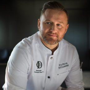 Właściciel i szef kuchni w Restauracji Aroma
